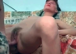 Passionate ass to pussy sex with my wife